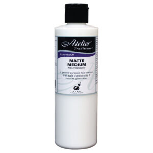 Atelier Interactive Matte Medium 250ml