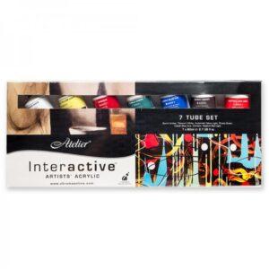 Atelier Interactive Set 7 x 80ml