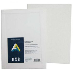 Canvas Panels and Papers
