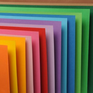 Colored and Decorative Paper