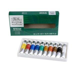 Oil Paint Sets