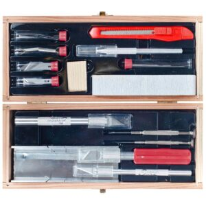 Excel Deluxe Knife And Tool Set