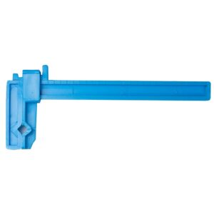 Excel Small Adjustable Plastic Clamp 3 In