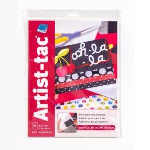 Grafix Artist-Tac 8.5 x 11 in