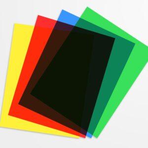 Clear-Lay Film Rolls