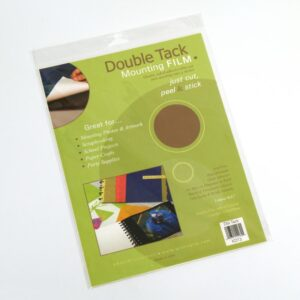 Double Tack Archival Mounting Film