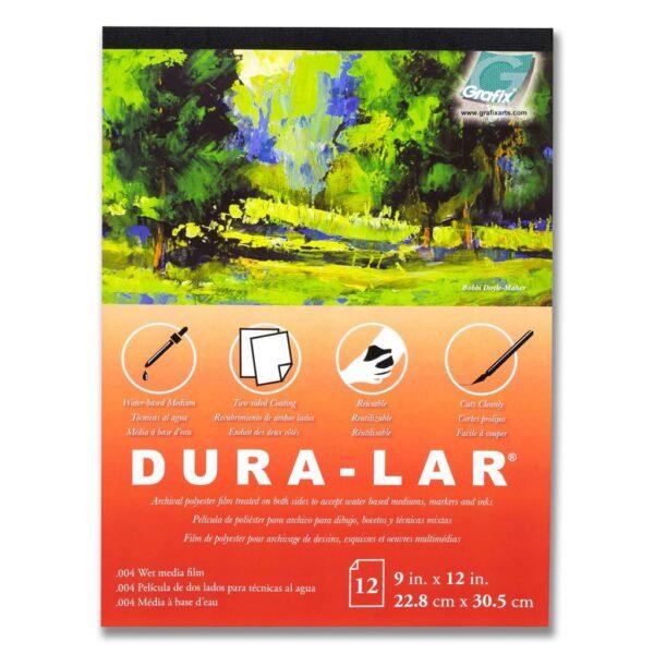 Grafix Dura-lar 004 Wet Media Pads