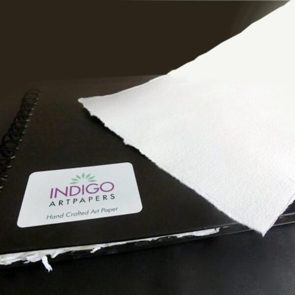 Indigo Watercolor Wiropad Cover