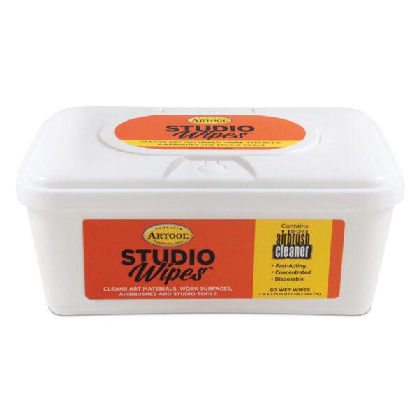 Iwata rtool Studio Wipes 80 Count Tub