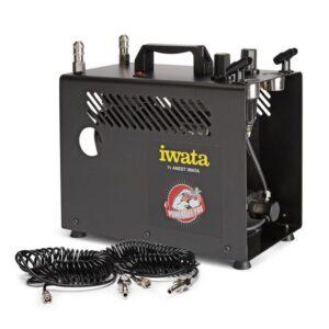 Iwata Power Jet Pro 110-120V Airbrush Compressor