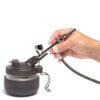 Iwata Spray Pot Use