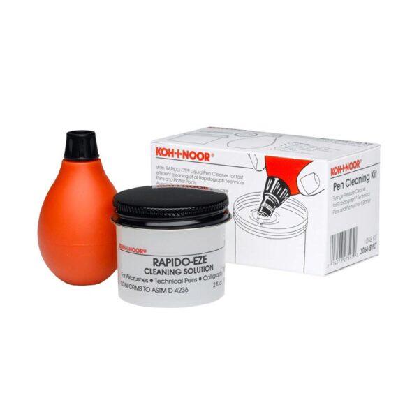 Koh-I-Noor Rapido-Eze Pressure Cleaning Kit