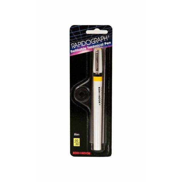 Koh-I-Noor Rapidograph Pen Size 2x0