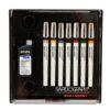Koh-I-Noor Rapidograph Pen Set of 7
