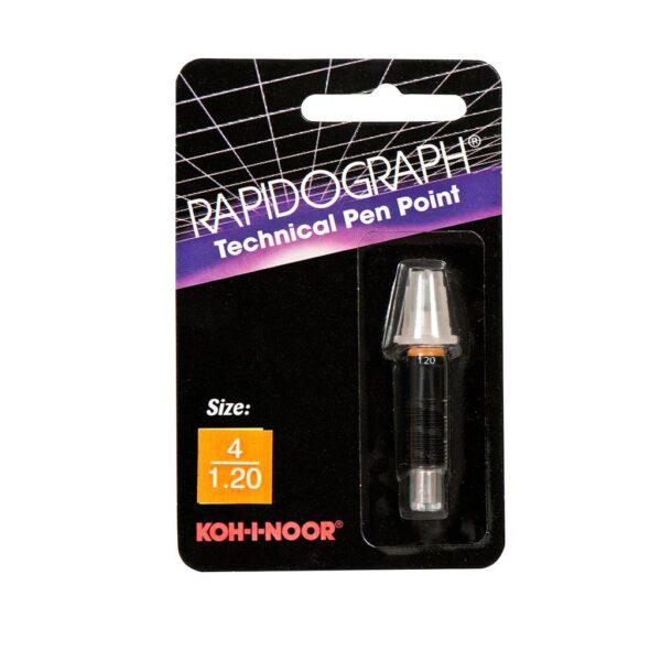 Koh-I-Noor Rapidograph Pen Point 4