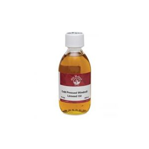 Old Holland Cold Press Linseed Oil