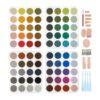 PanPastel Complete Original Colors Range - 80 Color Set