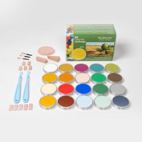 PanPastel Landscape (20 Color Set)