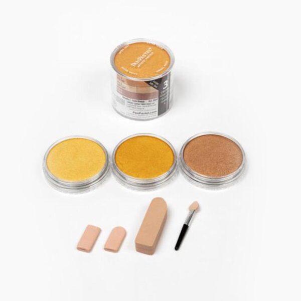 PanPastel Metallics I (3 Color Set)