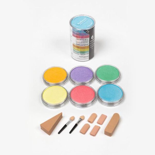 PanPastel Pearlescents III (6 Color Set)