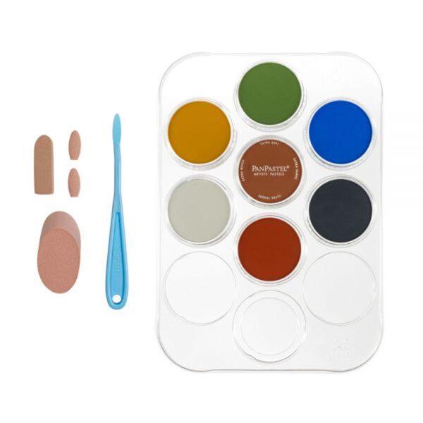 PanPastel Starter Kit - Landscape (7 Color Kit)