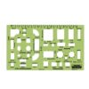 Rapidesign R-714A Template House / Furnishings