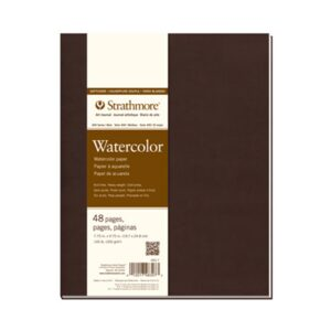 Strathmore 400 Series Watercolor Journals
