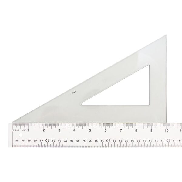 Wescott Triangle 30/60 10 in