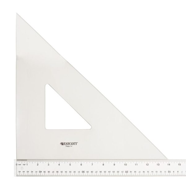 Wescott Triangle 45/90 14 in