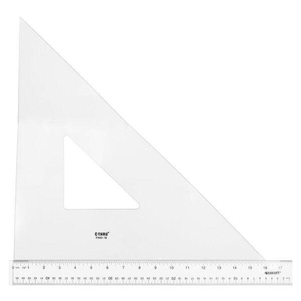 Wescott Triangle 45/90 16 in