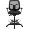 Raynor Apollo Drafting Chair Front