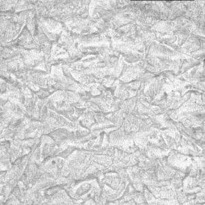 Black Ink Indian Crackled Silver Crackle 22 X 30 In