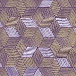 Cubism Purple