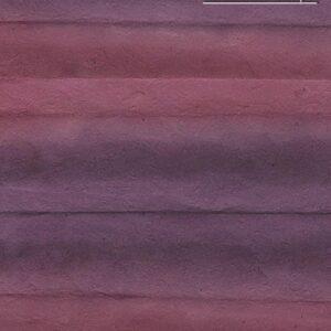 Black Ink Nepalese Rangichangi - Raspberry/Grape 19 X 29 In