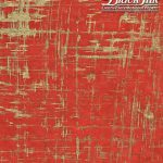 Gold Brush Red