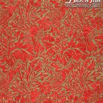 Ribbons & Leaves Garnet