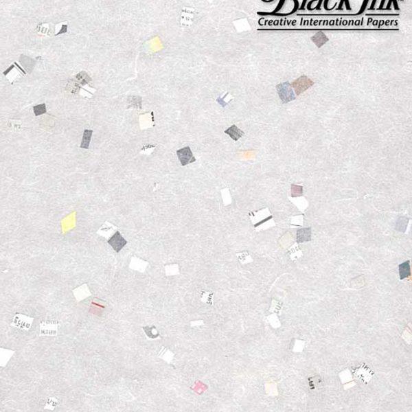 Black Ink Thai Unryu - Bangkok Daily News 25 X 37 In