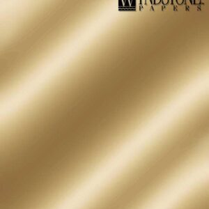 """Black Ink Mirror Cover Gold 12 Pt. (27"""" X 19.5"""")"""