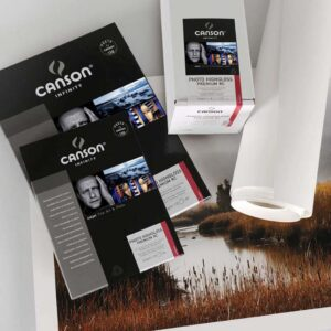 Canson Infinity Photo High Gloss RC Paper