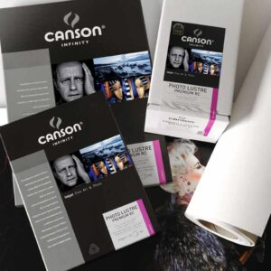 Canson Infinity Photo Lustre Paper
