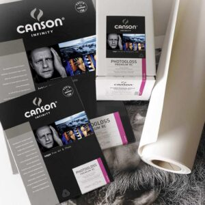 Canson Infinity PhotoGloss Paper