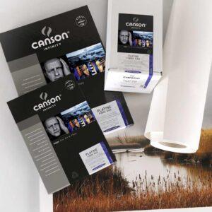 Canson Infinity Platine Fiber paper