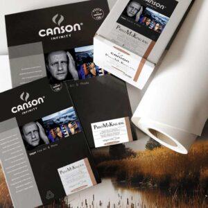 Canson Infinity Printmaking Rag Paper