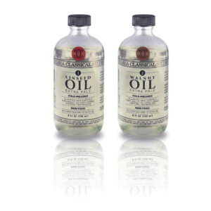 CCS Oil Mediums Sampler Set Linseed/Walnut