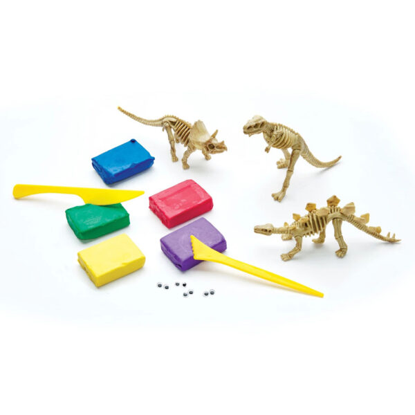 Creativity for Kids Create Dinosaurs Content