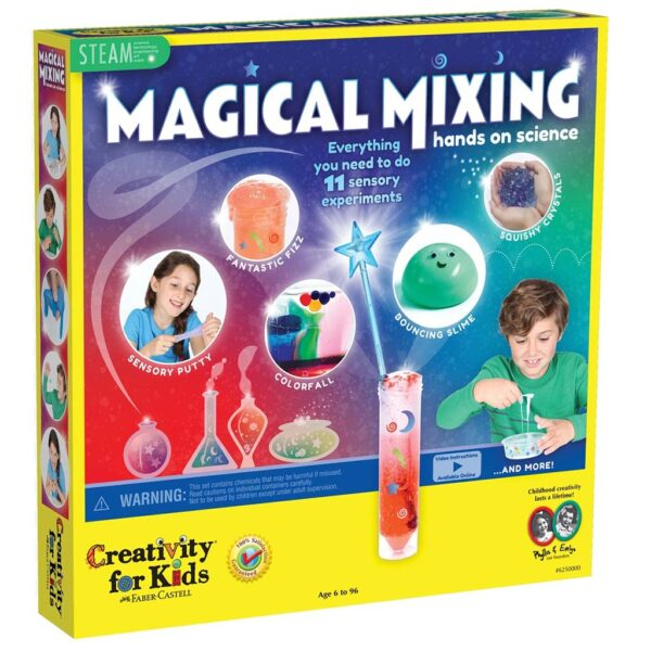 Creativity for Kids Magical Mixing Front