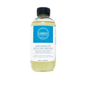 Gamblin Safflower Oil