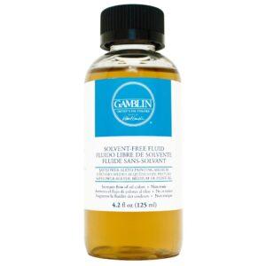 Gamblin Solvent Free Fluid Medium