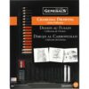 Generals Charcoal Drawing Set - Artist Collection