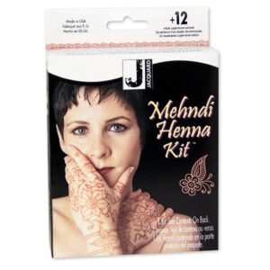 Jacquard Mendhi Henna Kit